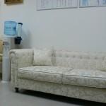 COCORO鍼灸整骨院 院内の様子 待合室です。