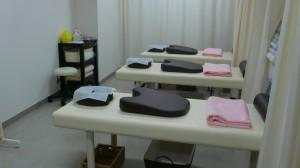 佐世保市 COCORO鍼灸整骨院 院内の様子です。